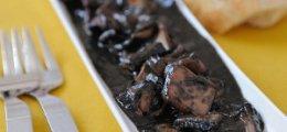 Calamares en su tinta receta asturiana
